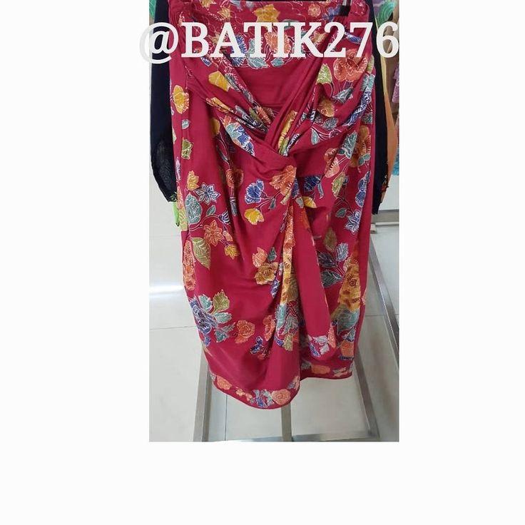 Skirt Lily Midi, Batik Encim