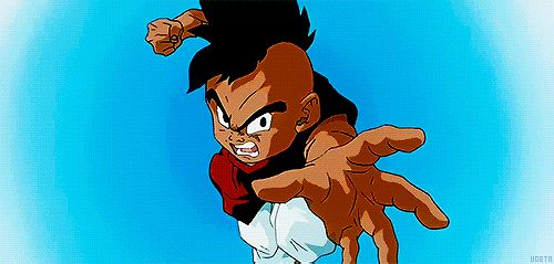 Goku vs uub | Fighting gifs | Pinterest | Goku vs, Goku ...