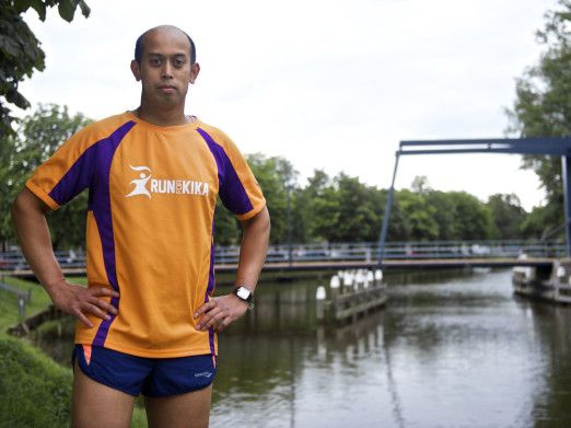 Jan Marc Kok naar New York marathon