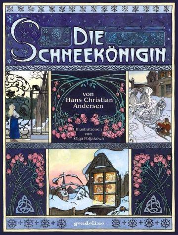 Die Schneekönigin - Andersen, Hans Christian