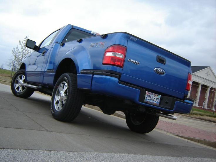 new ford f150 flareside | 2009 Flareside PICS - Ford F150 Forum