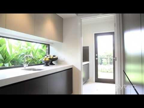 #polytec #Kitchendesign #kitchenmodern