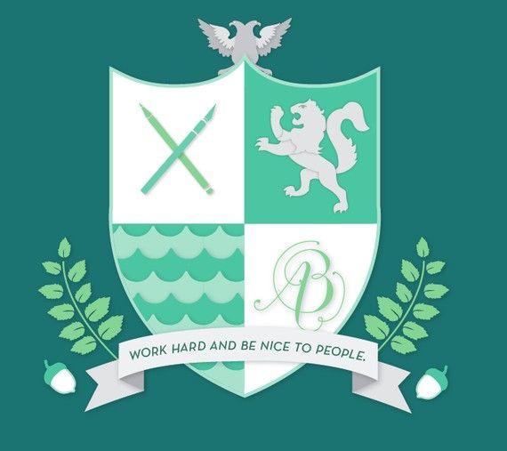 Personalized Crest Design & Print | Unique Gifts