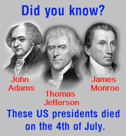 Fourth of July Trivia | 4th of July Trivia and Games