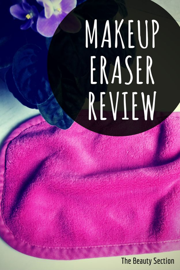 Makeup Eraser Review and Demo