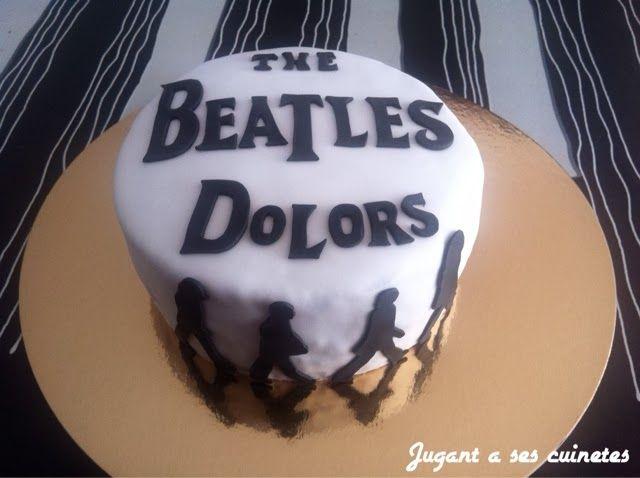 Jugant a ses cuinetes: Pastís dels Beatles