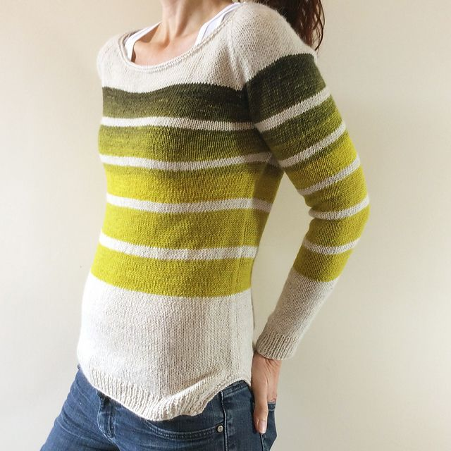 Ravelry: Project Gallery for Seashore pattern by Isabell Kraemer, project knitted by MillieMilliani