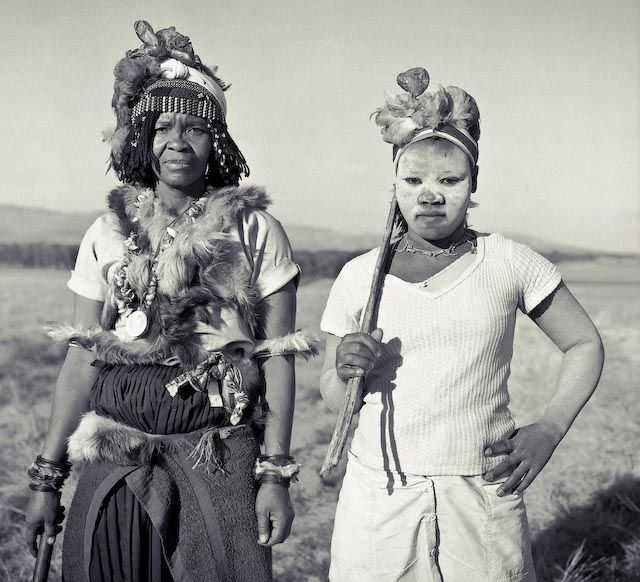 A sangoma is a practitioner of herbal medicine, divination and counselling in traditional Nguni (Zulu, Xhosa, Ndebele and Swazi) societies of Southern Africa (effectively an African shaman).