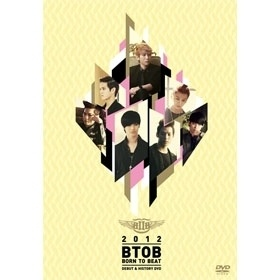 [DVD] BTOB - Debut & History DVD [Born To Beat] (2DVD) (+8p Postcard)   $27.46