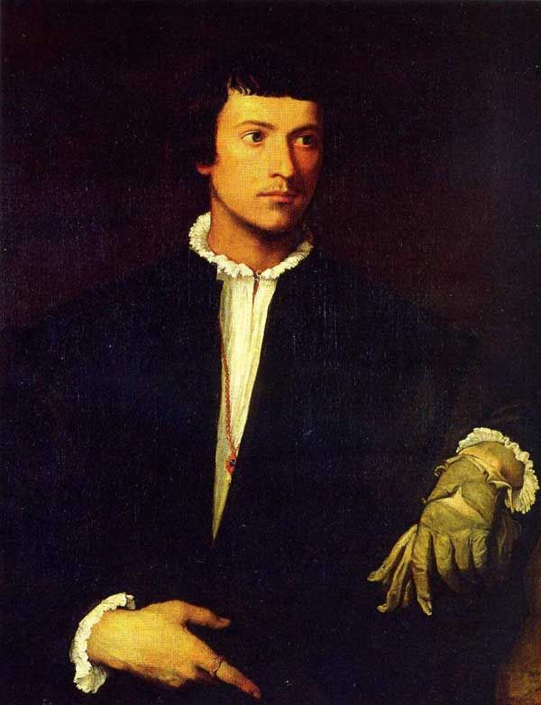 Titian, the renaissance master from Venice.