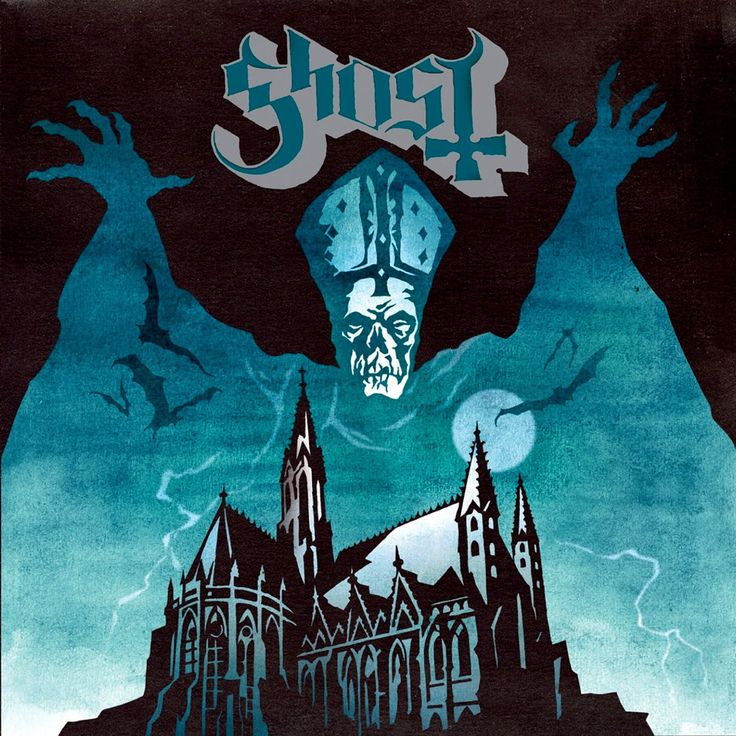 Ghost Opus Eponymous front