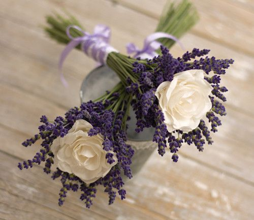 Flor de lavanda / Vendedor Evafleur Artículos de boda | Fler.cz