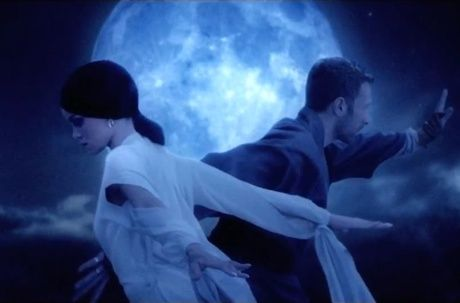 "Coldplay - ""Princess of China"" (ft. Rihanna) (video) • Music / Video • exclaim.ca"