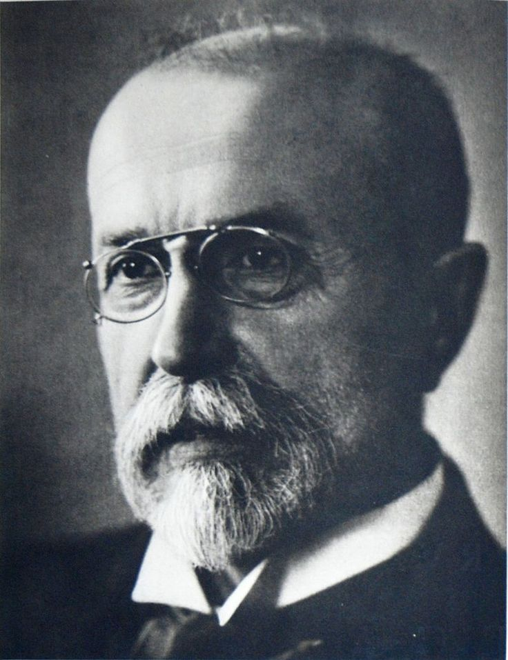 Tomáš Garrigue Masaryk was a Czechoslovak politician, sociologist and philosopher, who as an eager advocate of Czechoslovak independence during World War I became the founder and first President of Czechoslovakia