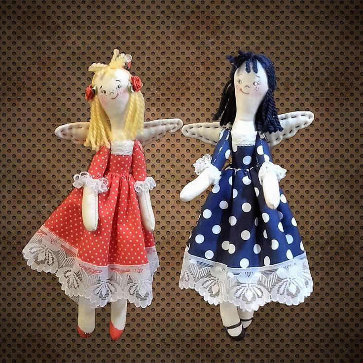 Куклоград - авторские куклы и игрушки – 154 фотографии