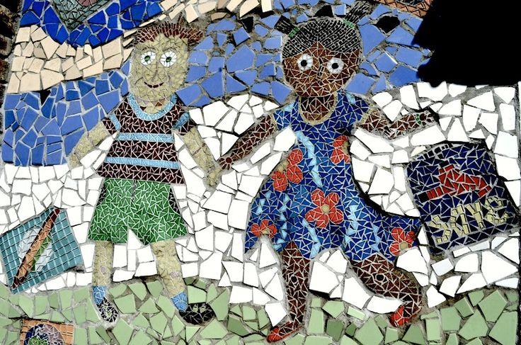 South Africa's first Mosaic Tour Transforms Sedgefield — FinePlacesPR.comFinePlacesPR.com