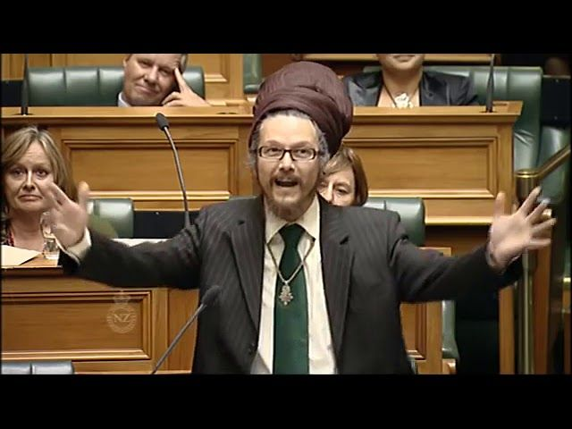 Rastafari Member Of Parliament Makes Profound Farewell Speech To Parliament