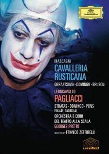 Leoncavallo - I Pagliacci / Mascagni - Cavalleria Rusticana / Domingo, Stratas,