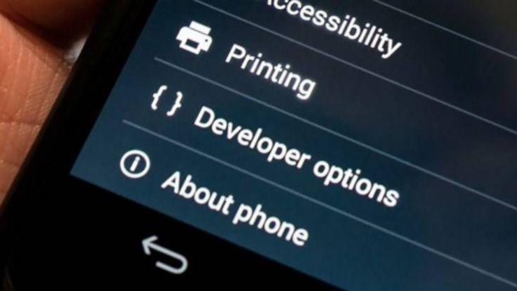 Android geliştiricisi