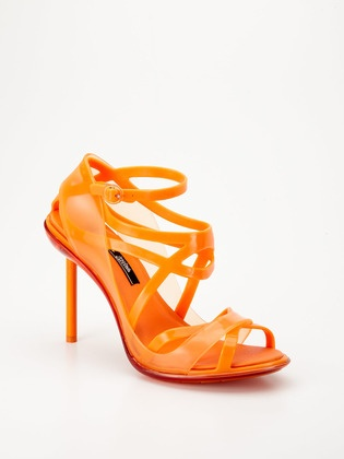 I get giddy about every grown-up jelly shoe that comes out I think.