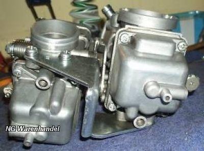 Yamaha XV 1000 TR1 Vergaser Ultraschallreinigung + Zerlegung in Goch