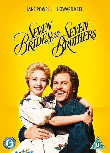 Seven Brides For Seven Brothers [DVD] / directed by Stanley Donen - Multimedia Collection 792.6 DON(SEV)