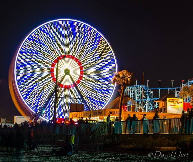 See More Skyline Wheel Daytona Beach Florida