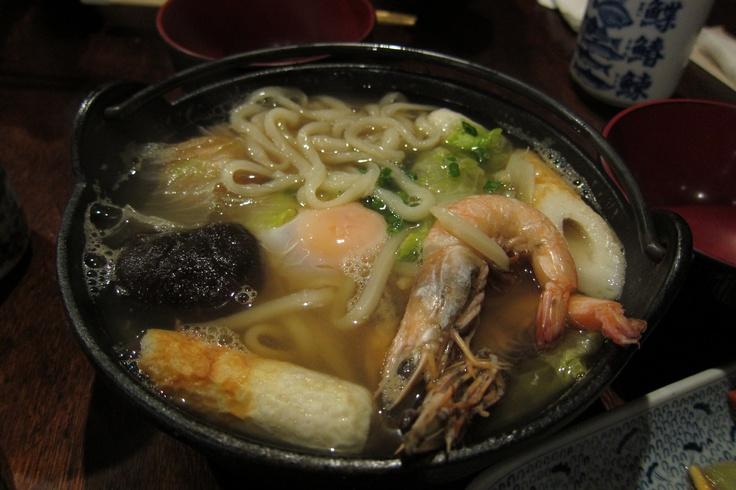 seafood udon | food and beverage | Pinterest