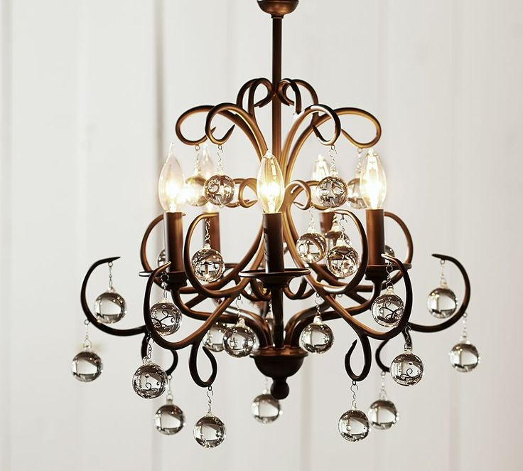 Pottery Barn Bellora Chandelier Reviews: 48 Best Images About Chandeliers On Pinterest