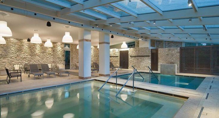 SPA_____ nice small city Bagno Vignoni with hot springs, Hotel Terme Bagno Vignoni