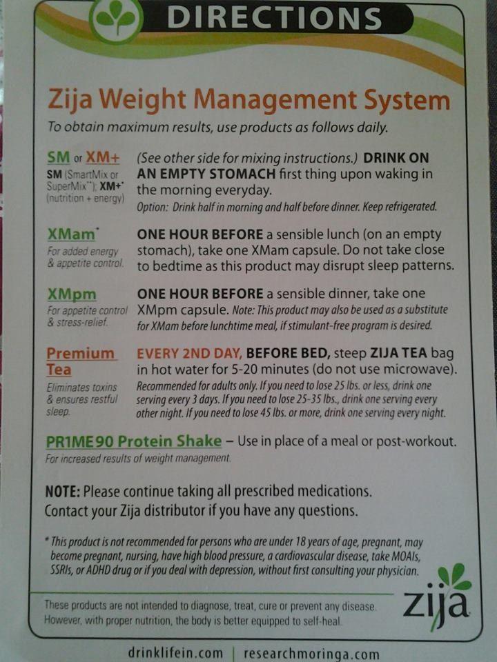 Weight loss vitamin supplements