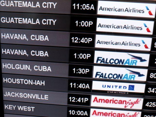 Kayak.com now displaying Cuba flight, hotel information