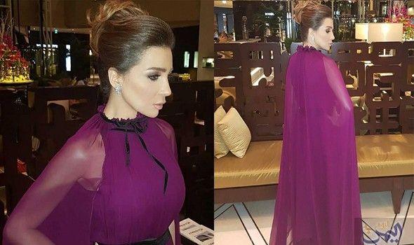 فستان رائع من المرمر للفنانة مي عز الدين Backless Dress Formal Fashion Formal Dresses