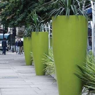 Green Lisbon Planter For Instant Impact!