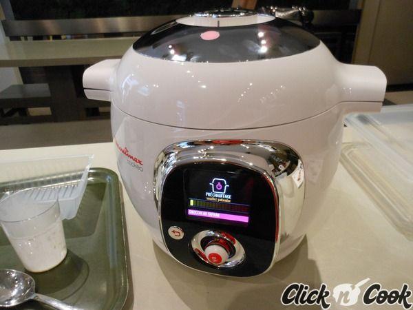Récapitulatif : mes recettes Cookeo (Moulinex) | Click n' Cook