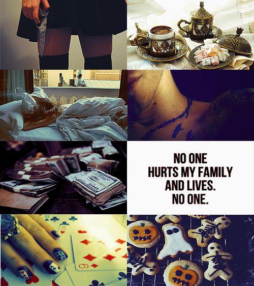 Ana Zograf ~ Aesthetic (Hogwarts Online)
