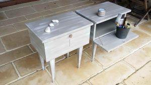 De jolies tables de chevet scandinave
