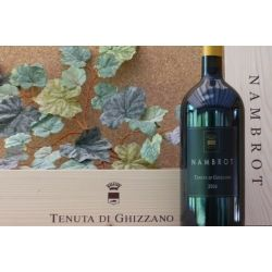 """Tenuta di Ghizzano"" Nambrot 2006 - MAGNUM - IGT Tuscany Red Wineproduced with grapes from organic agriculture"