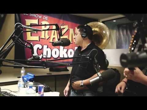Julion Alvarez en El Show de Erazno y La Chokolata