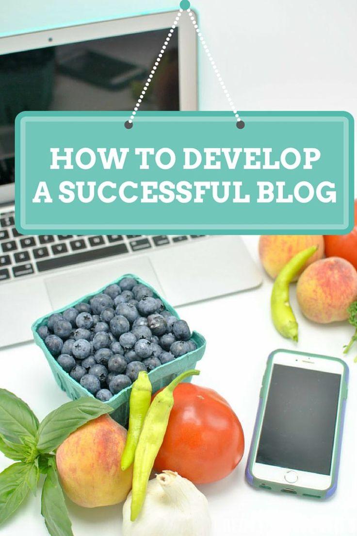 simple guide start food blog
