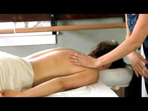 how to give a body to body massage