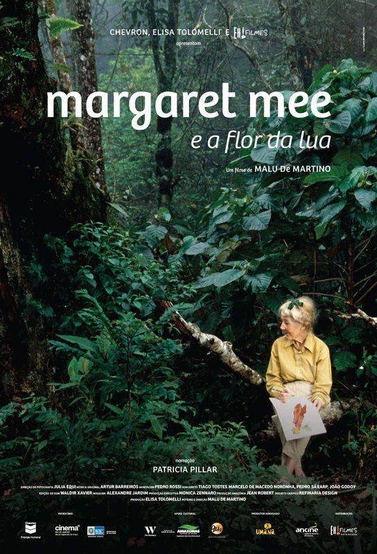 Margaret Mee e a flor da lua.