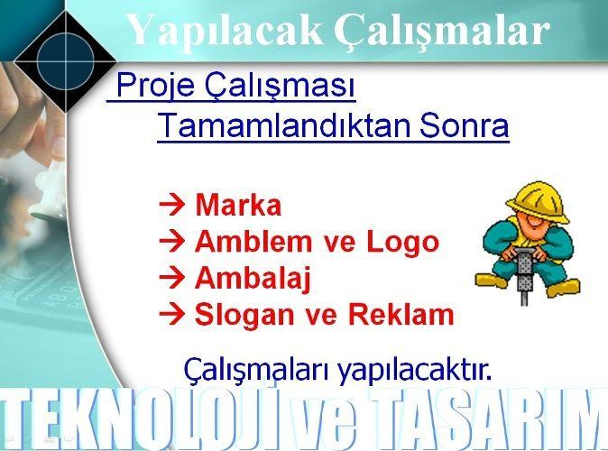 Marka, Logo, Slogan, Ambalaj, Reklam Sunusu