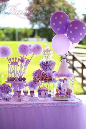mesas decoradas de princesa sofia decoracion                                                                                                                                                                                 Más                                                                                                                                                                                 Más