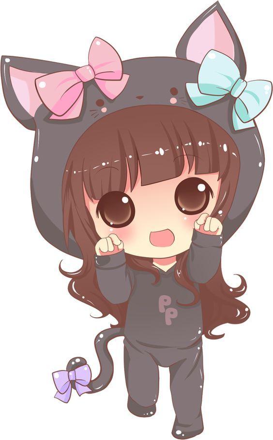 Resultado de imagem para meninas manga kawaii