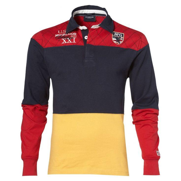 triko McGregor Overland Furt Rugby | Freeport Fashion Outlet