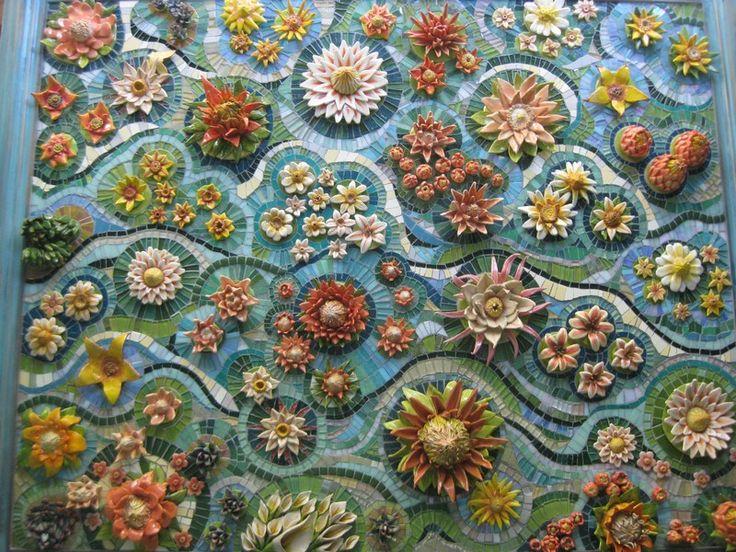 Ceramic/Mosaic Mural