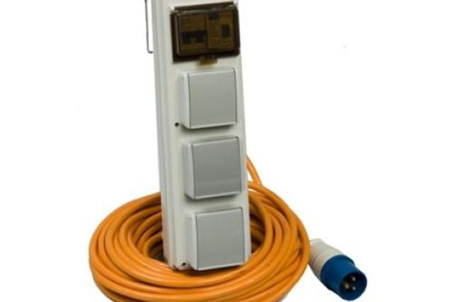 Sunncamp Mobile Mains Power Unit (MA5050)
