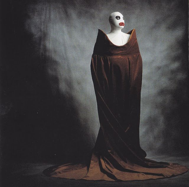 Leigh Bowery scares the hell out of me.