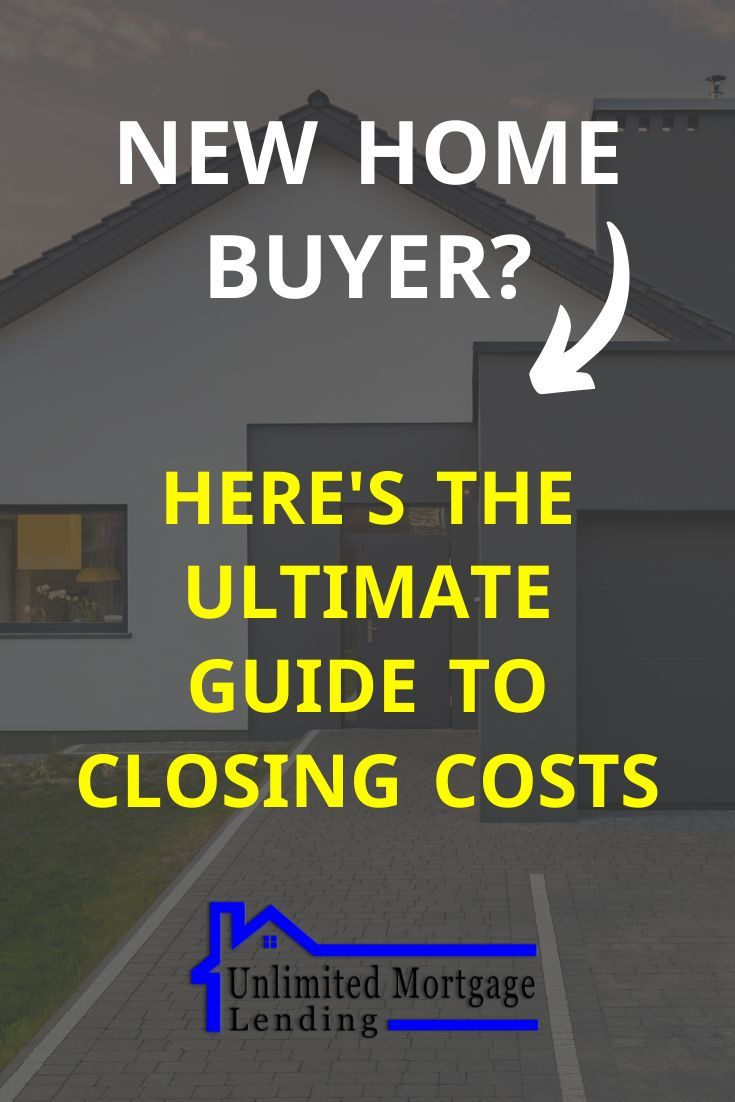 The Ultimate Guide To Closing Costs New Home Buyer Home Buying Tips Holiday Entertaining